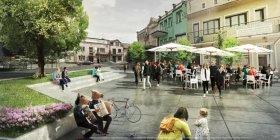Przyjdź izobacz jak będzie wyglądał wprzyszłości teren Rynku Zygmunta Starego wKarczewie!