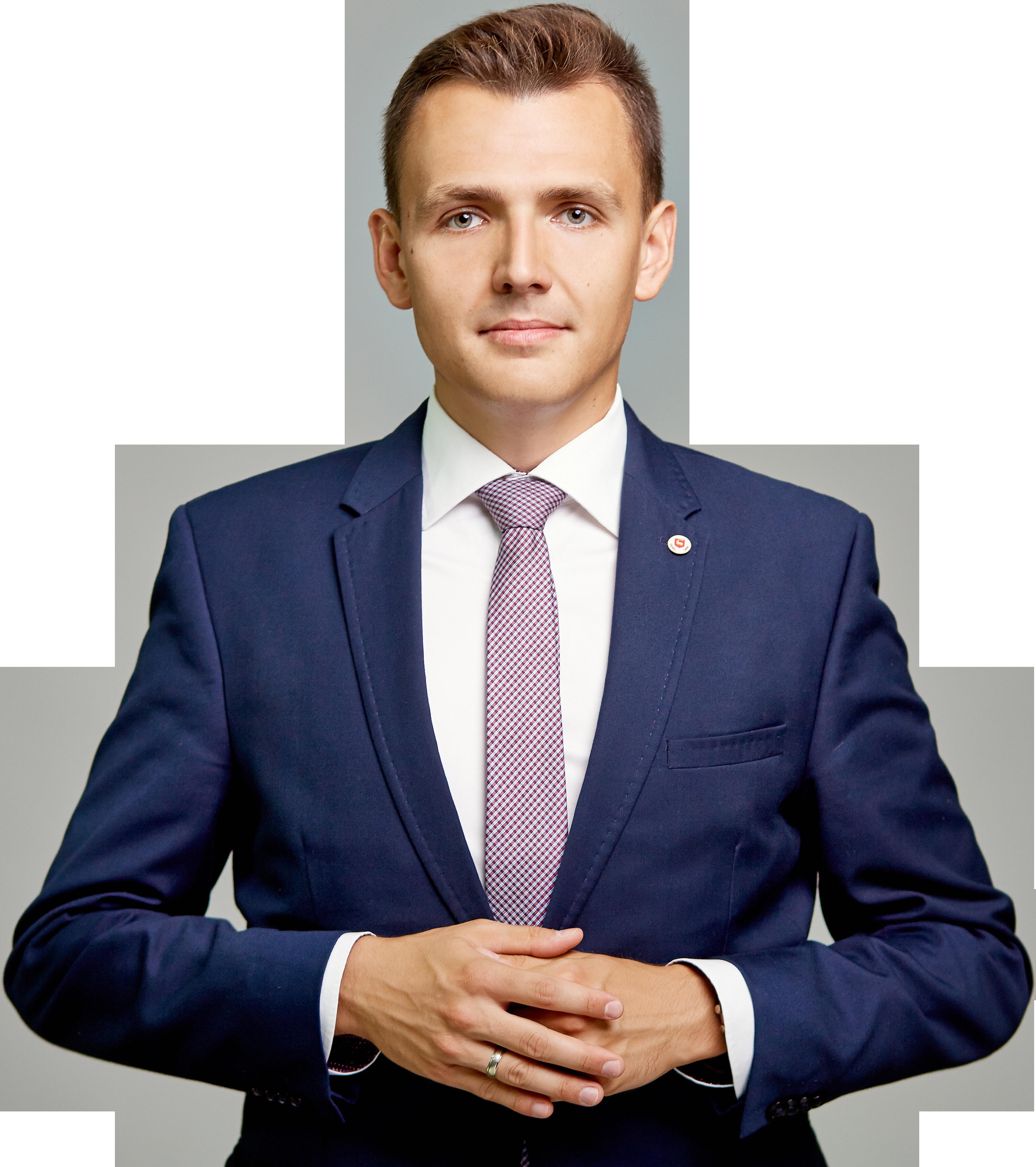 Zdjęcie Burmistrza Miasta i Gminy Karczew